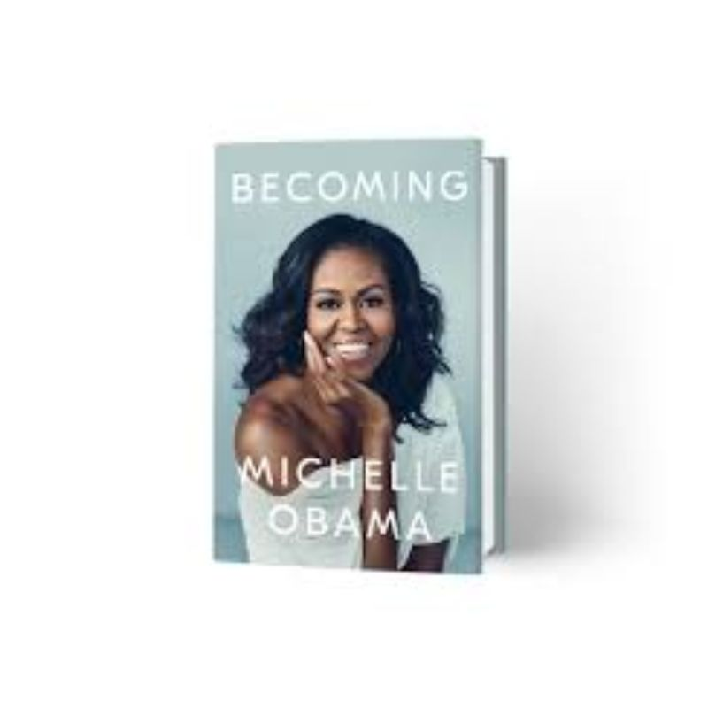 Becoming by Michelle Obama – a book review